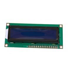 Display LCD 1602 BLU HD44780 Retroilluminato Per Arduino