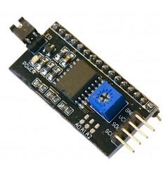 Adattatore seriale I2C per display LCD HD44780