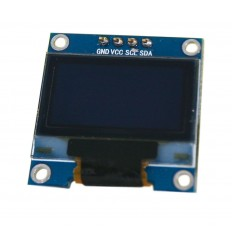 OLED Display a 0.96'' con interfaccia I2C