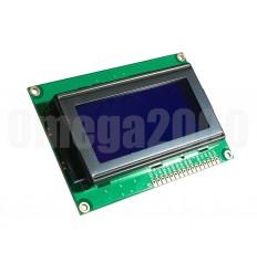 Display LCD 1604 BLU HD44780 Retroilluminato Per Arduino